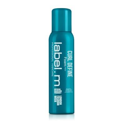 T&G Style Finder label.m Curl Define Foam