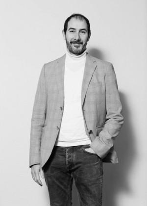 Sergio Carlucci Artistic Team Head of Creative Team