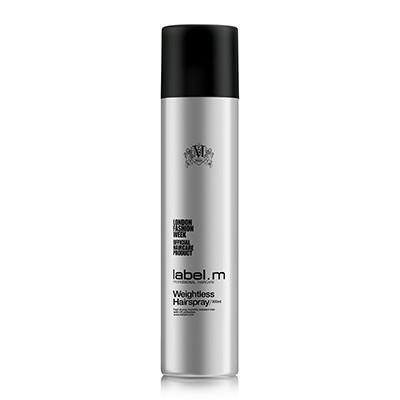 T&G Style Finder Label.m Weightless Hairspray