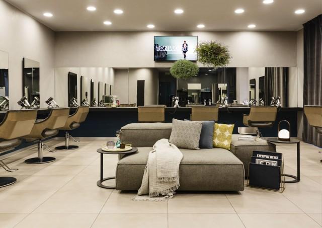 Entra dentro il nostro nuovo salone di Milano Monti