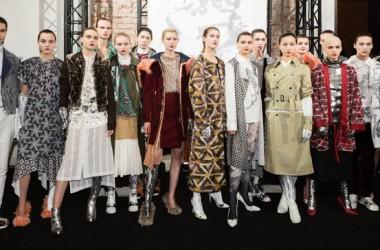 T&G Milan Fashion Week 2019 Atsushi Nakashima