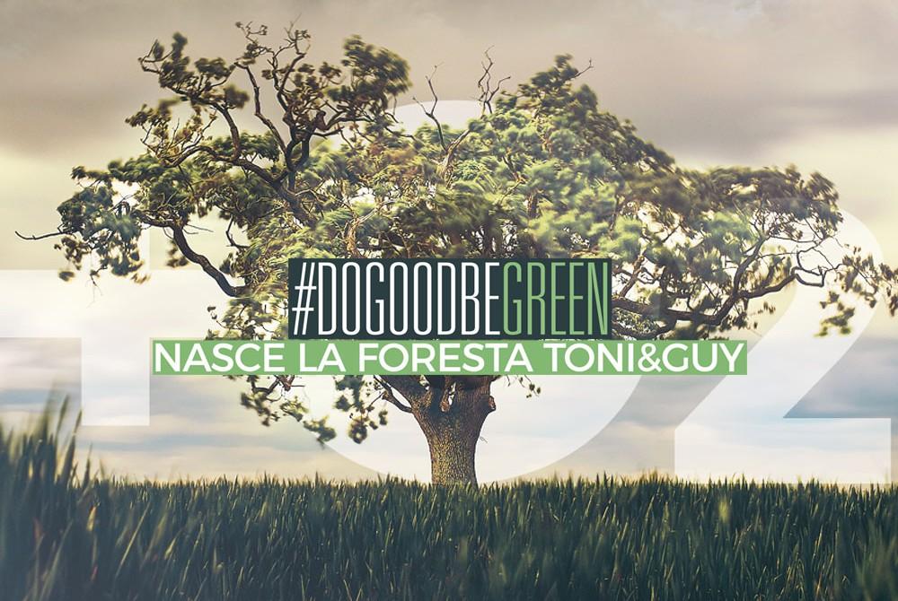 Treedom, l'impegno sociale di TONI&GUY Italia