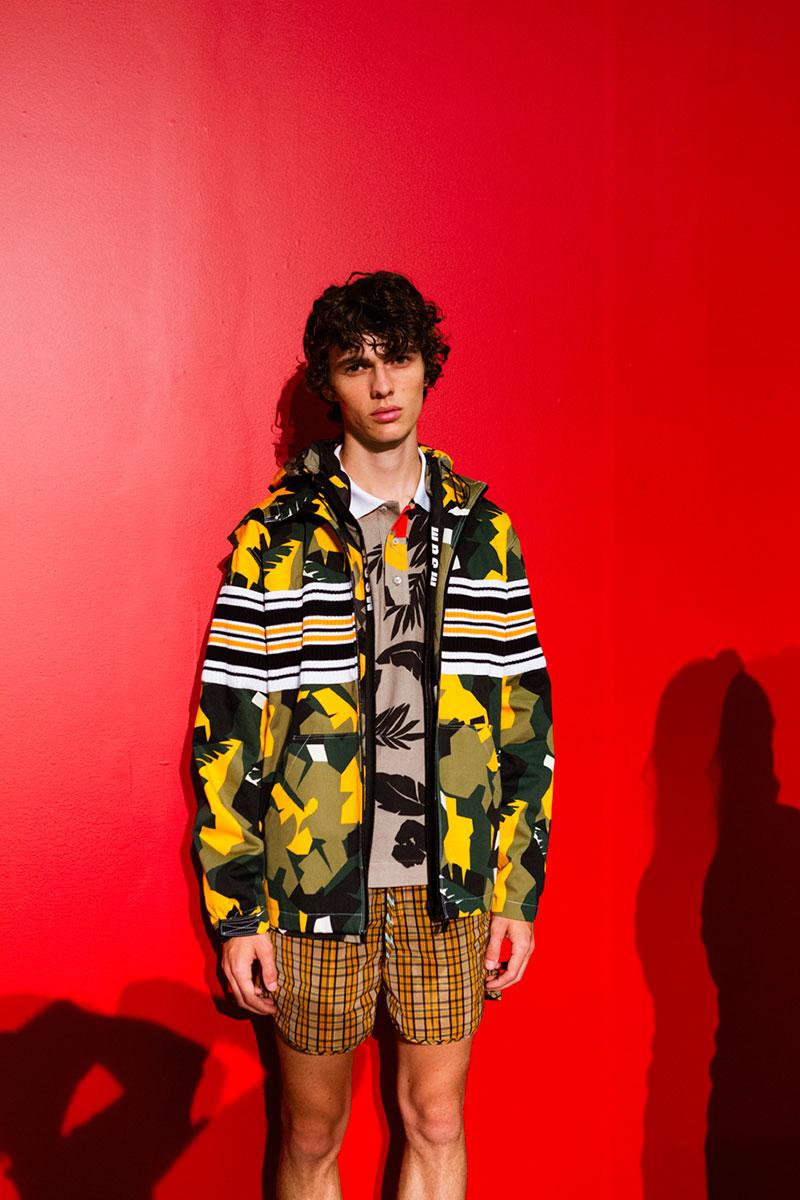 Sfilata MSGM Milano Fashion Week - Hair by Toni&Guy