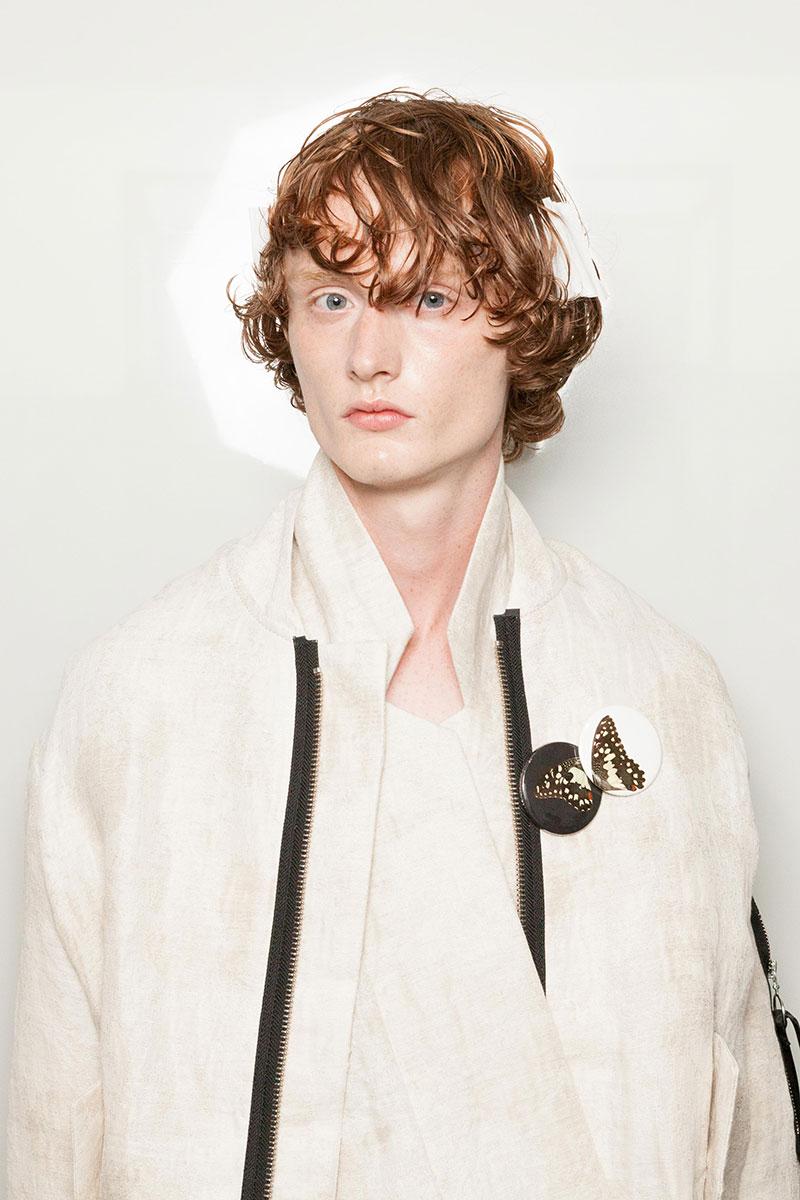 Matthew Miller London Fashion Week - Hair by Toni&Guy