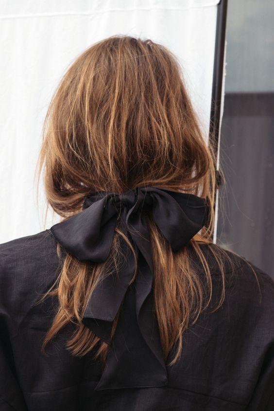 capelli in estate acconciatura