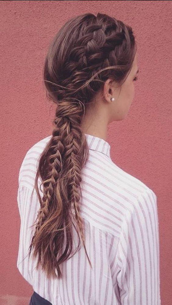 Photo Luxy Hair via Pinterest