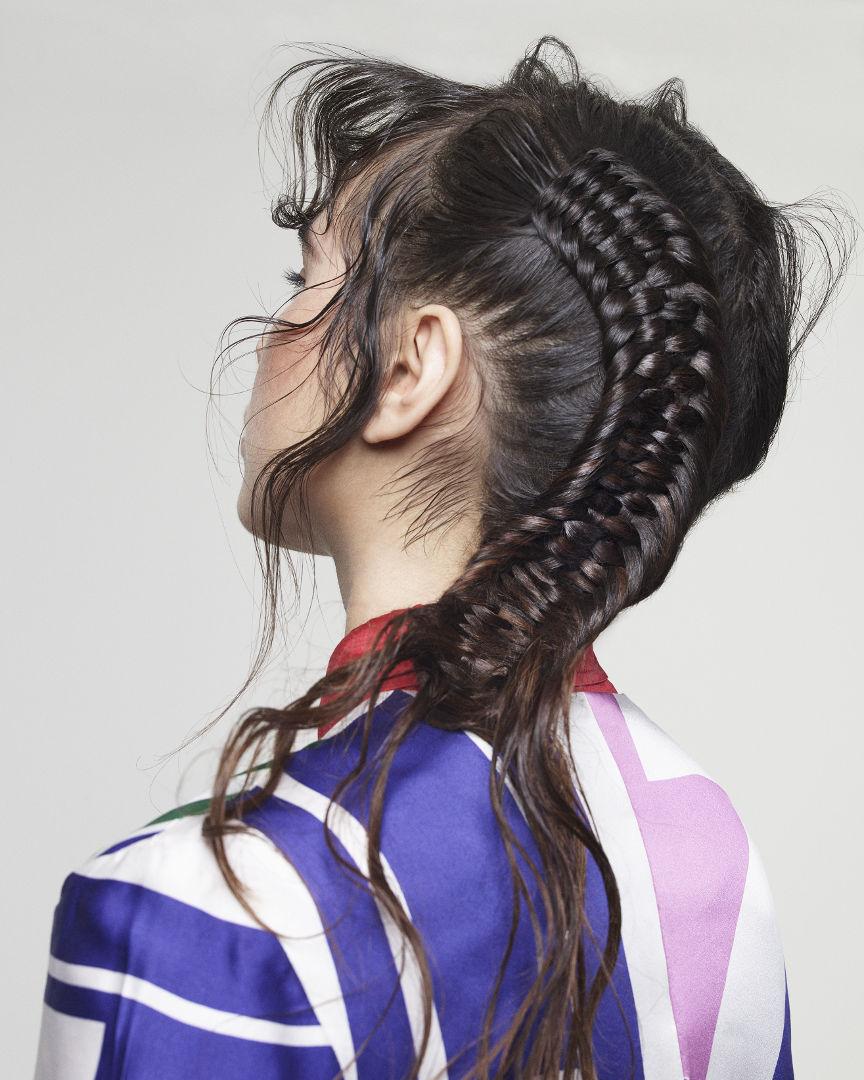 Stinger hair by Sophie Sringett