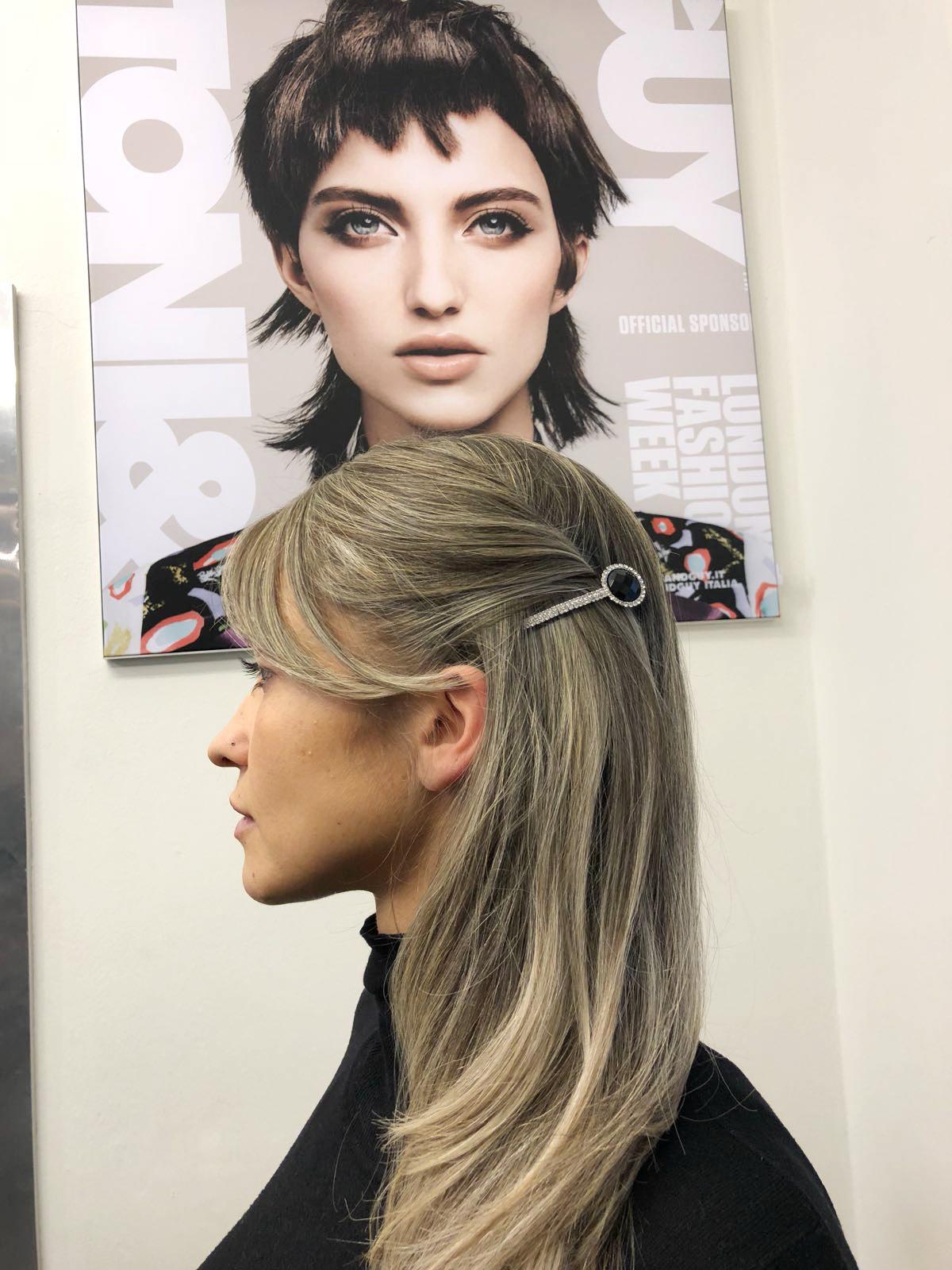 Hair by TONI&GUY COMO
