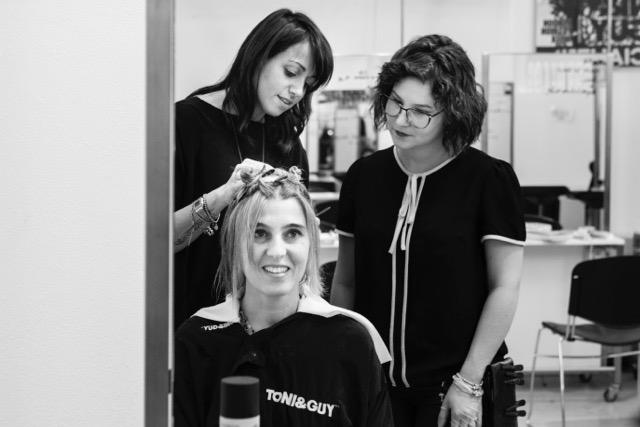 corso di hair stylist in Academy