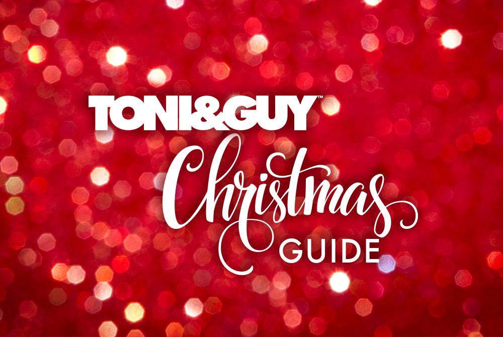 NATALE 2017: TONI&GUY XMAS GUIDE!