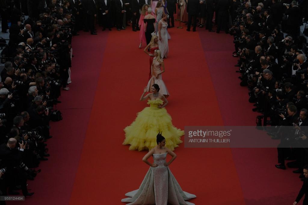 Scopri con noi i migliori look del Festival di Cannes 2018