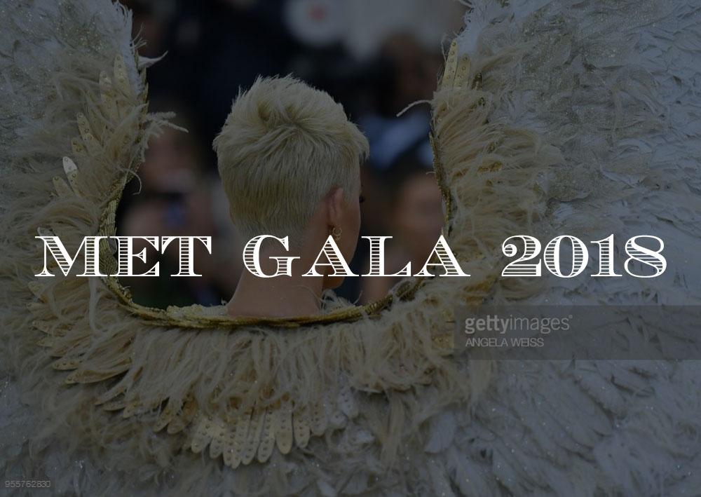 Gli hairlook del Met gala 2018
