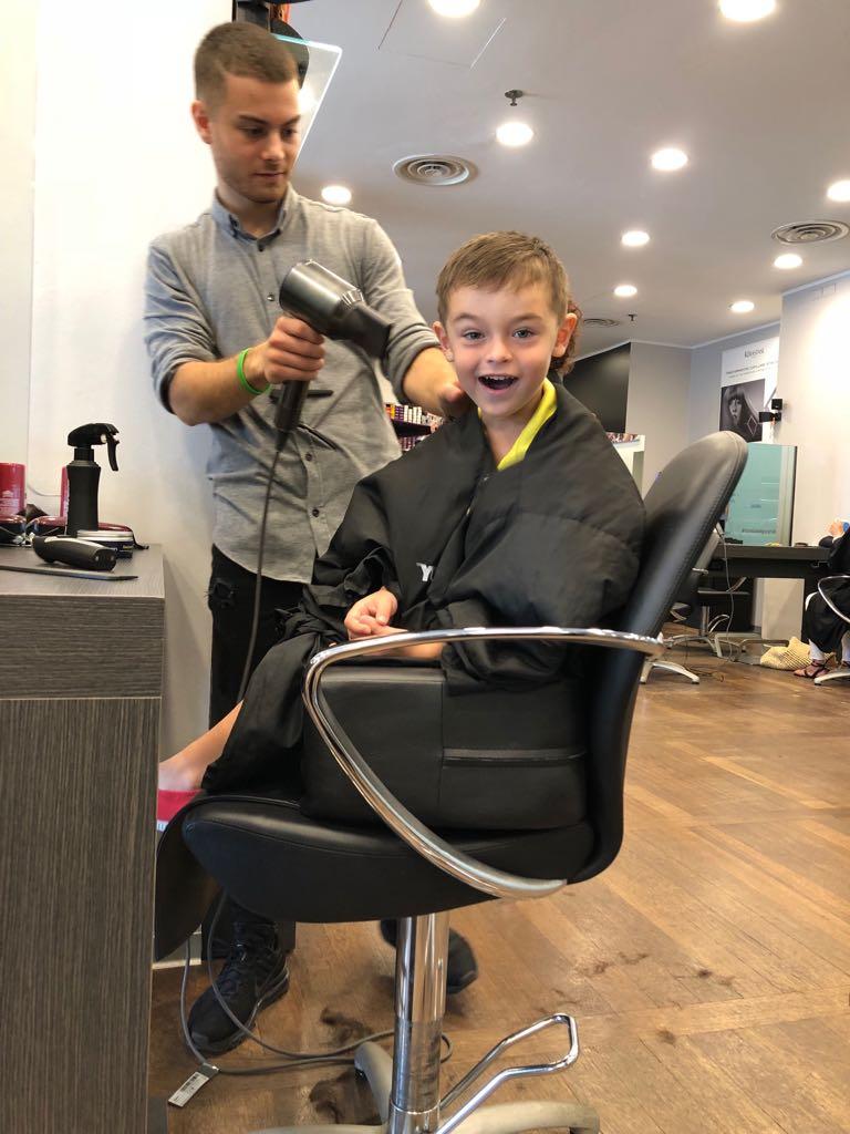 b491efb8a1 Come tagliare i capelli ai bambini i consigli Toni&Guy | Toni&Guy Blog