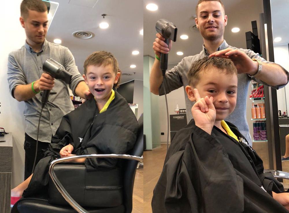 Tagli Di Capelli Per Bambini Piccoli : Grazioso tagli di capelli lunghi per bambini cyclesanremo