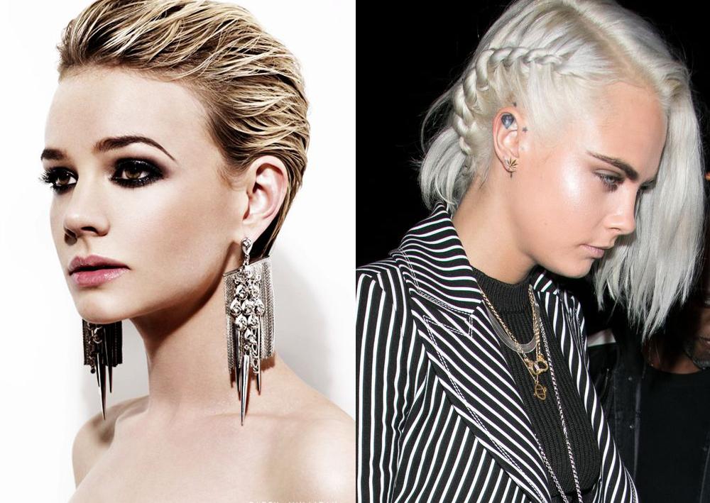 abbastanza Idee e trend per acconciature semplici per capelli corti US86