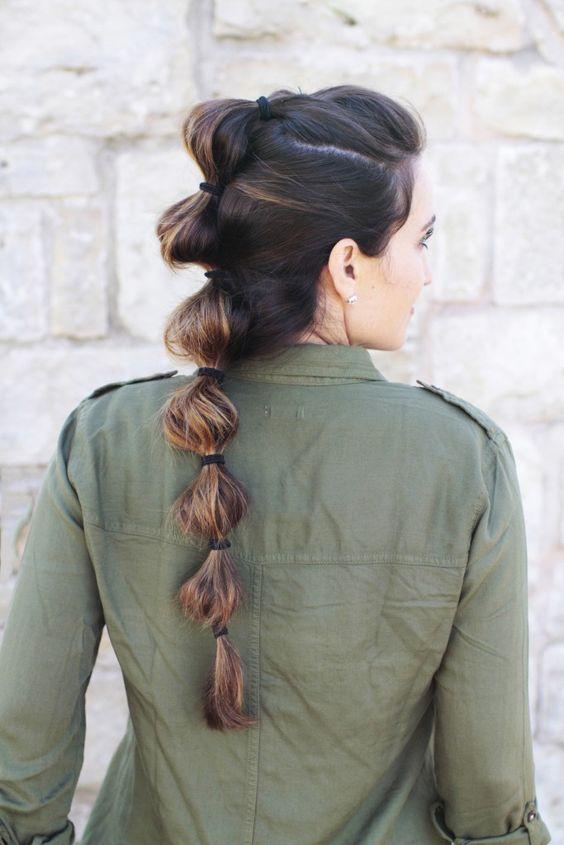 Photo cutegirlshairstyles.com via Pinterest