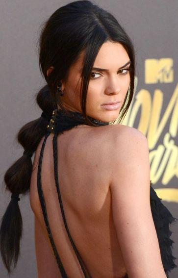 Kendall Jenner Photo trendfrisurenstil.com via Pinterest